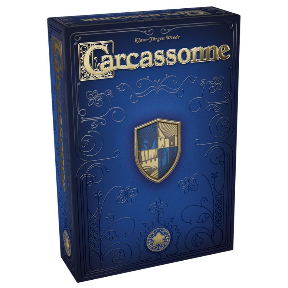 999 games carcassonne 20 jaar jubileum editie
