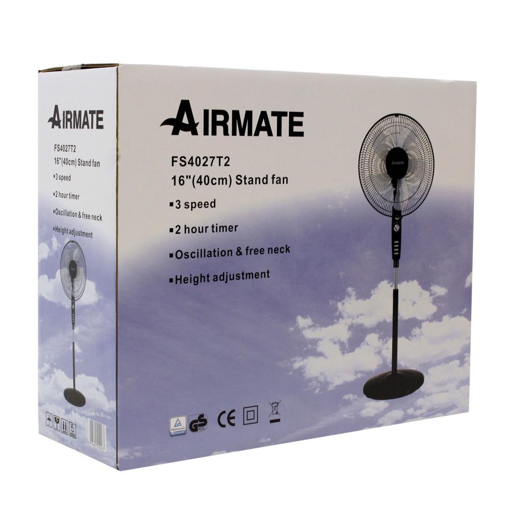 airmate stat.ventil.110-140cm 2h timer