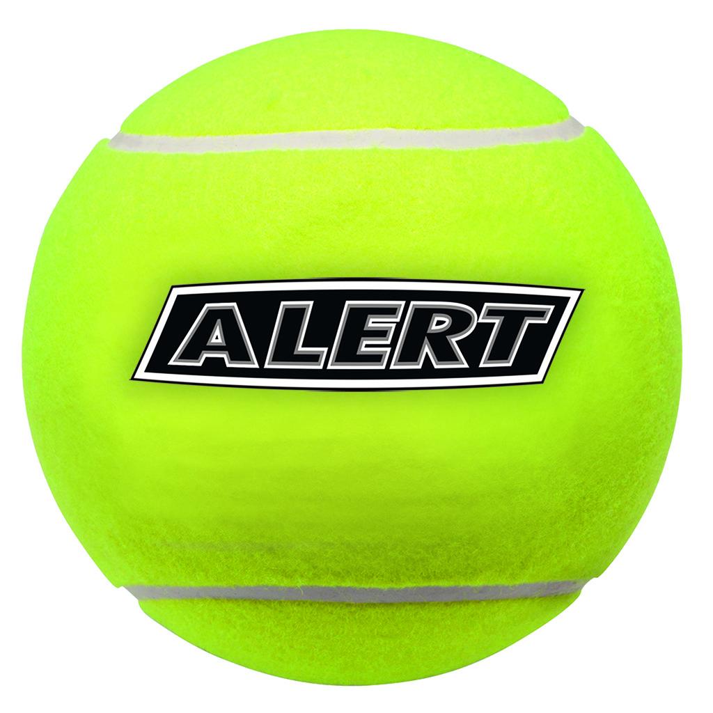 alert 3 tennisballen in koker