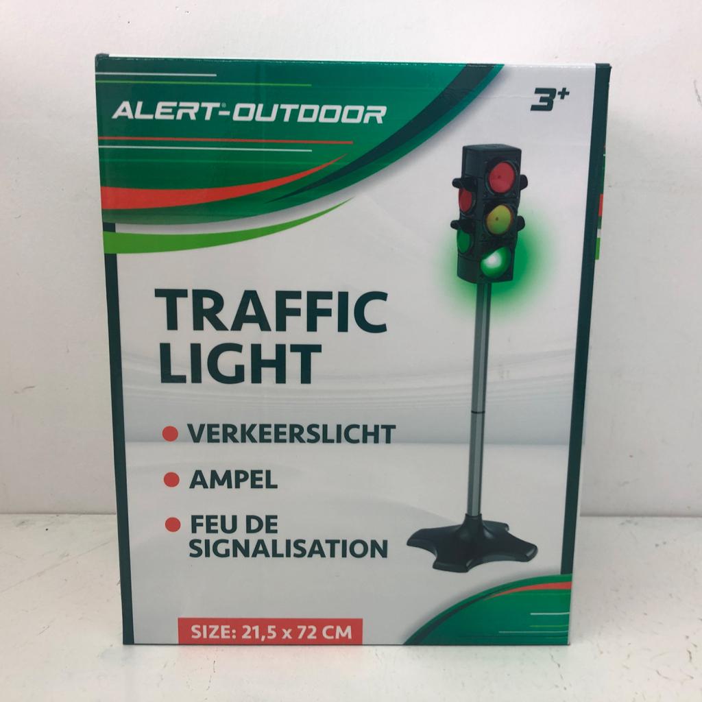 alert-outdoor stoplicht 21.5x72 cm