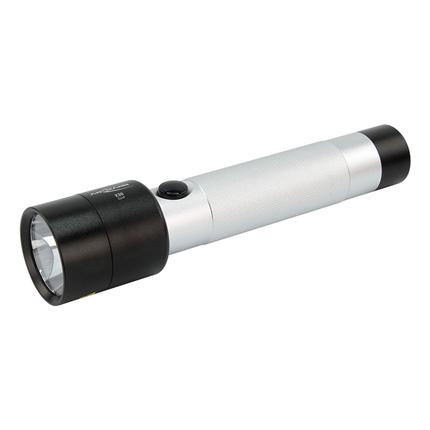 Ansmann X30 LED Zaklamp Aluminium/Zwart