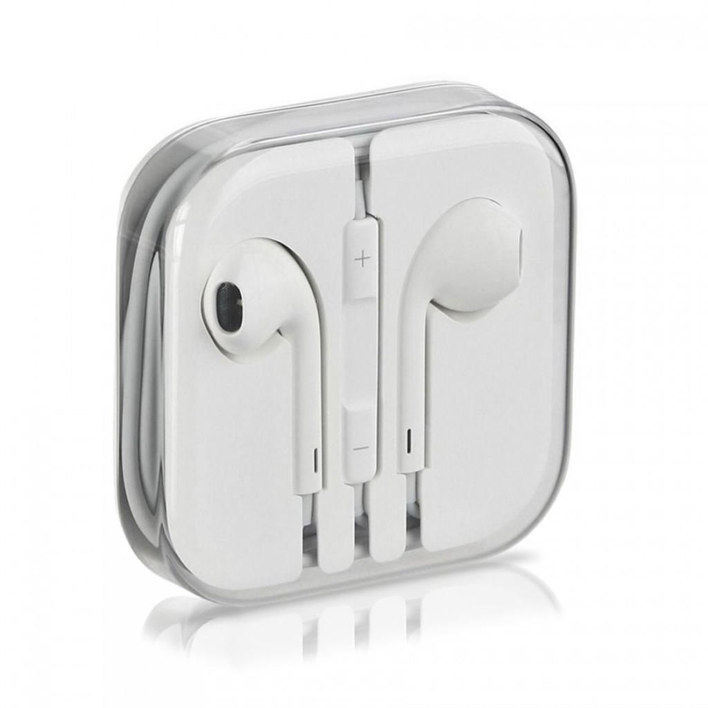 apple ear-pods en microfoon 3.5mm mnhf2