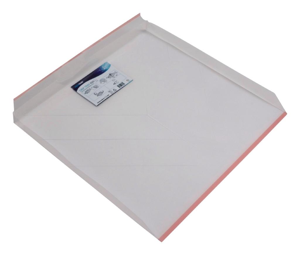 aquateam k60 koelkast/vriezer lekbak 60 cm