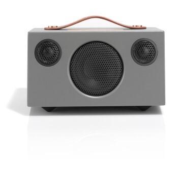audio pro bluetooth luidspreker t3+ storm grijs