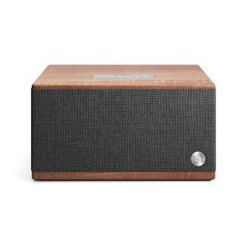 audio pro bt5 bluetooth speaker walnut