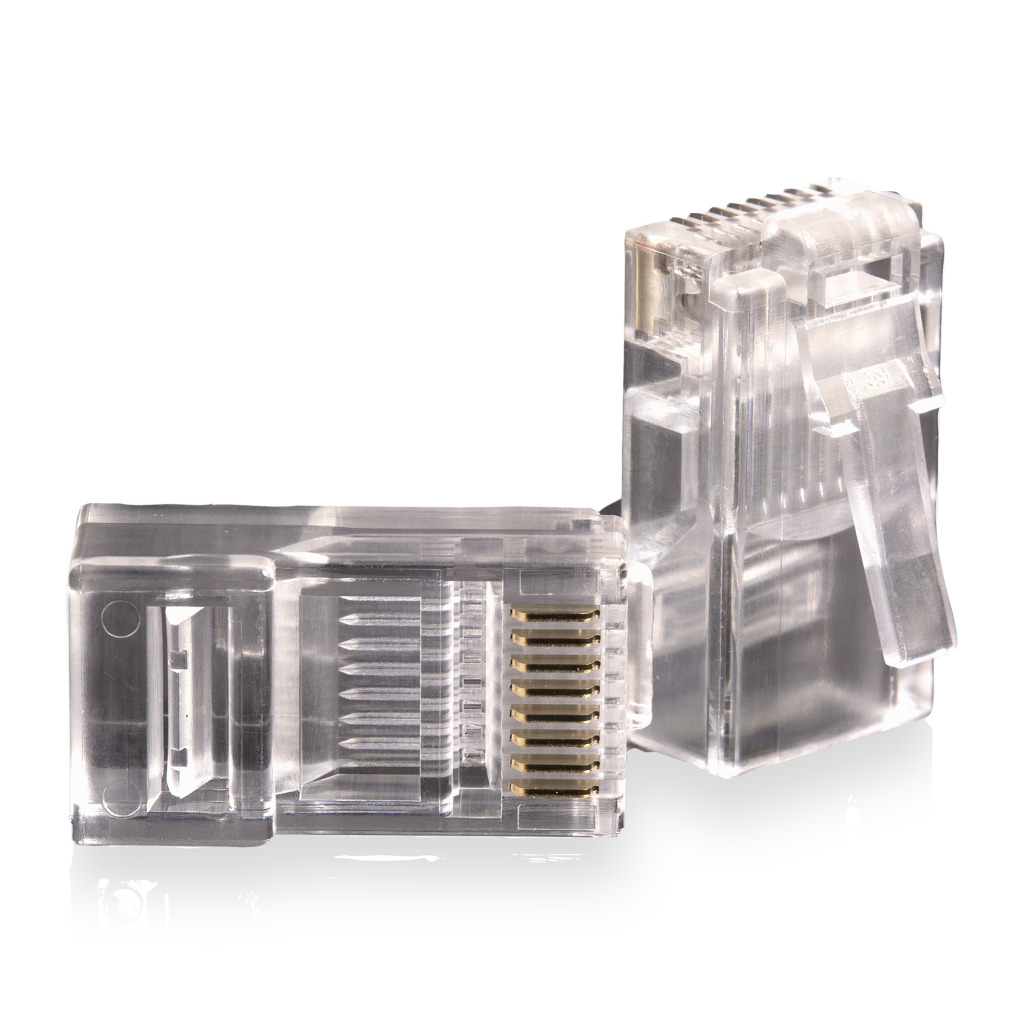 Basic Rj45 Modulair Connector 8p8c