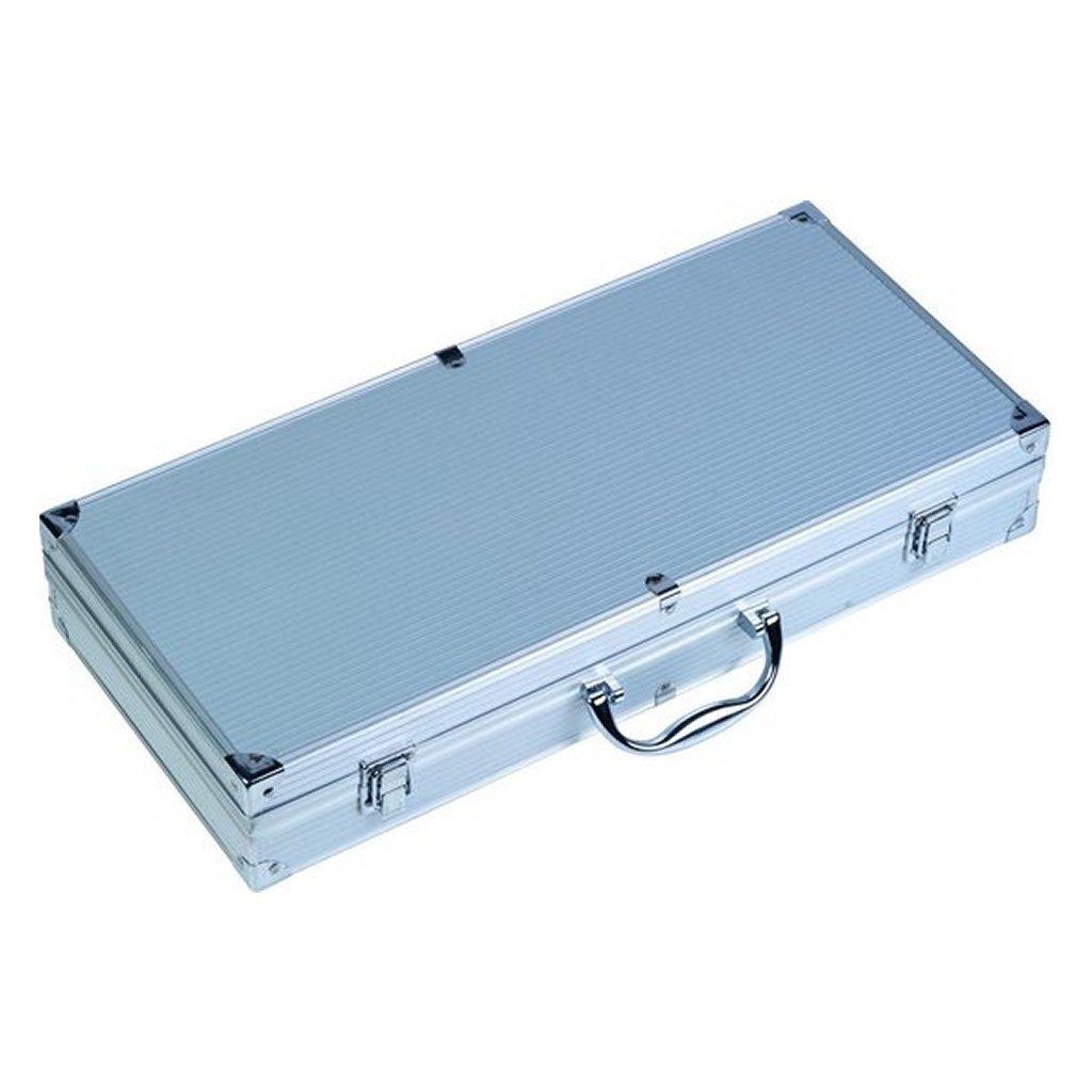 BBQ Collection Bestekset in Koffer 16-delig RVS/Hout