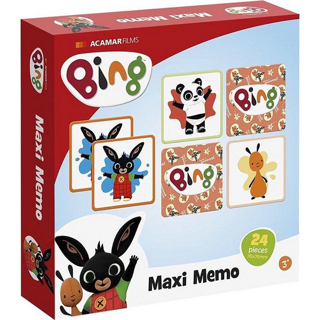 bing maxi memo 24-delig
