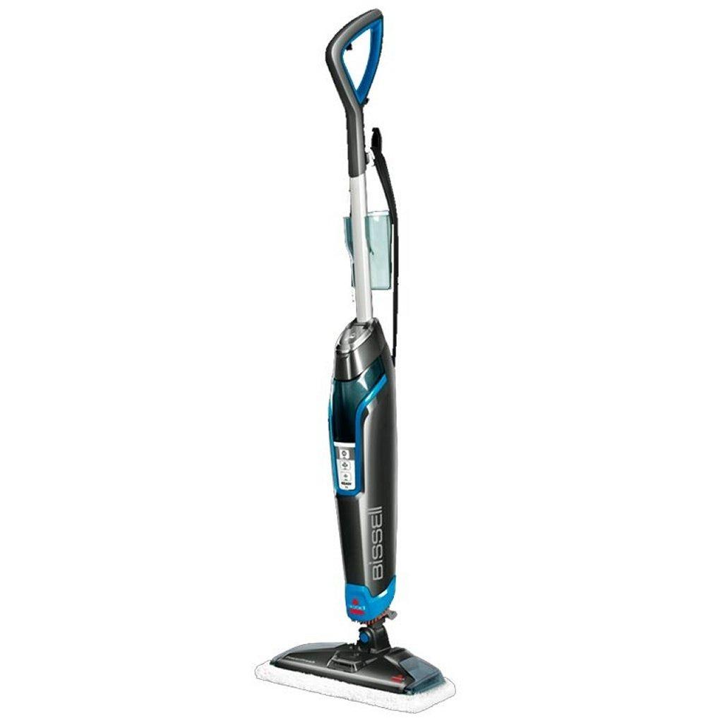 bissell 2113n powerfresh deluxe steam mop 1600w grijs/blauw