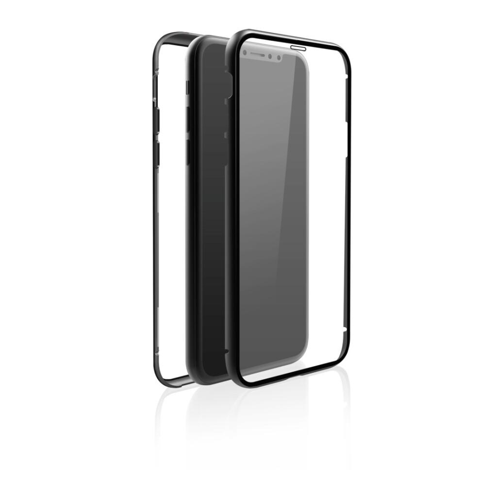 black rock cover 360° glass iphone 11 pro zwart