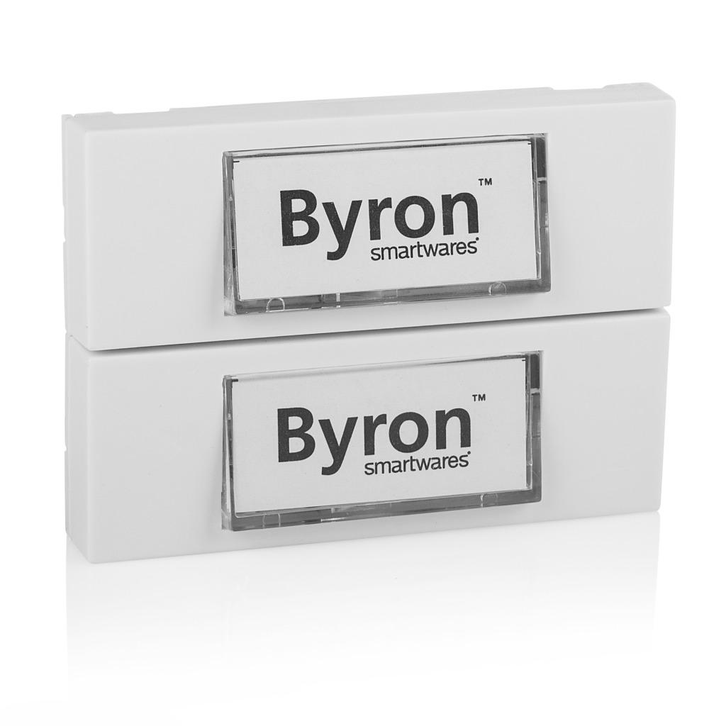 Byron 7750/2 Bedrade Opbouw Beldrukker