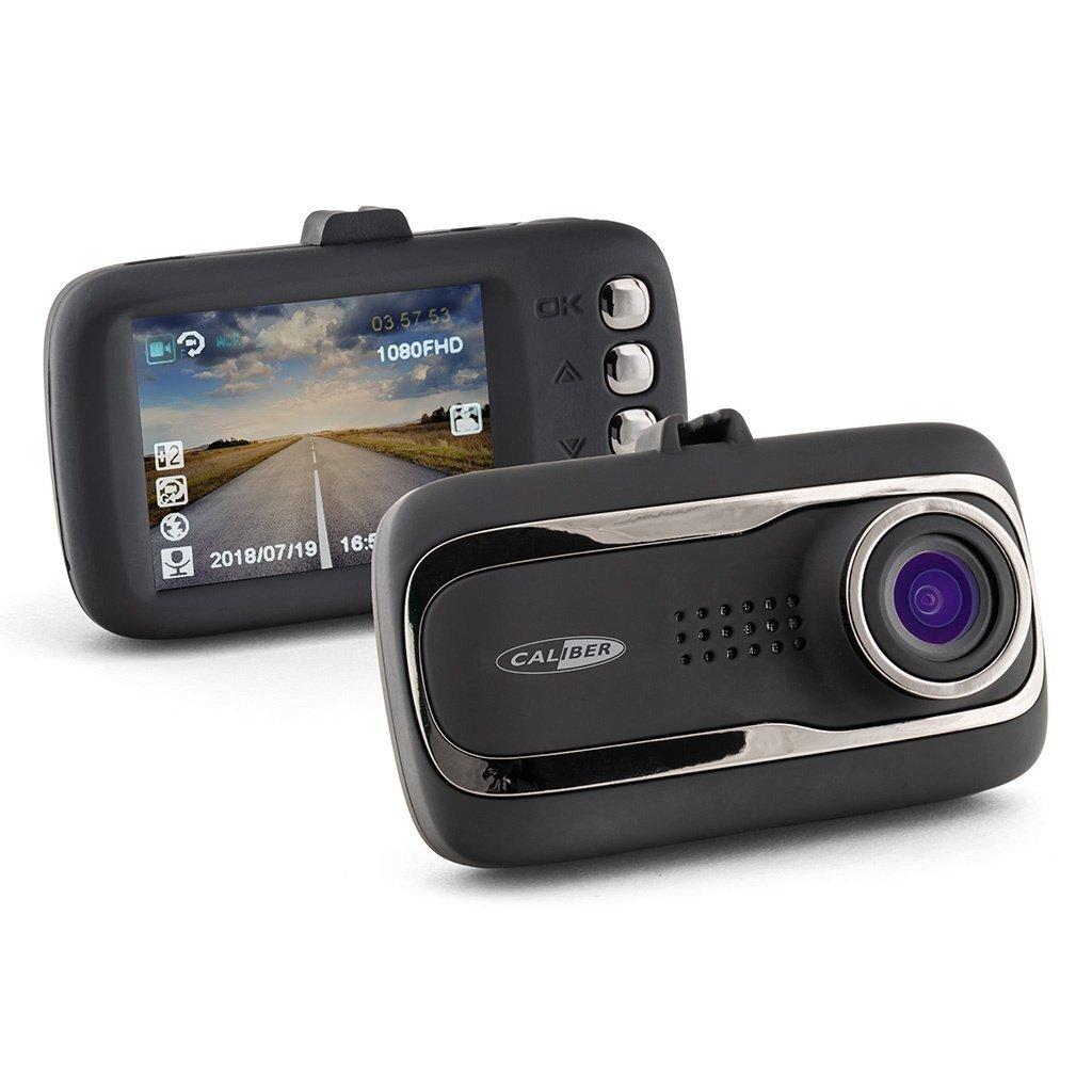 Caliber DVR225ADUAL Dashcam Zwart