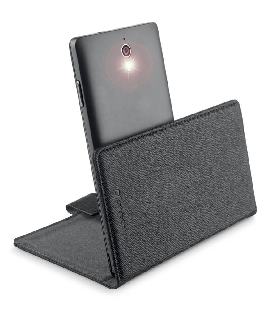 cellular line cell bookcase universeel zwart 4xl