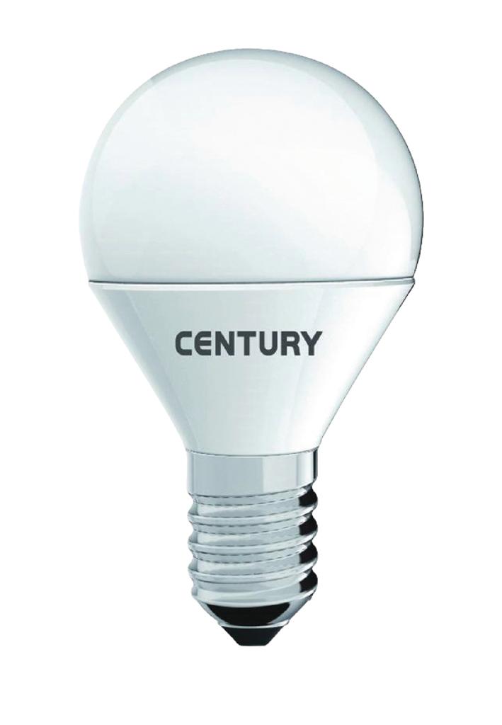century clxh1g-041430 led-lamp e14 bol 4 w 322 lm 3000 k