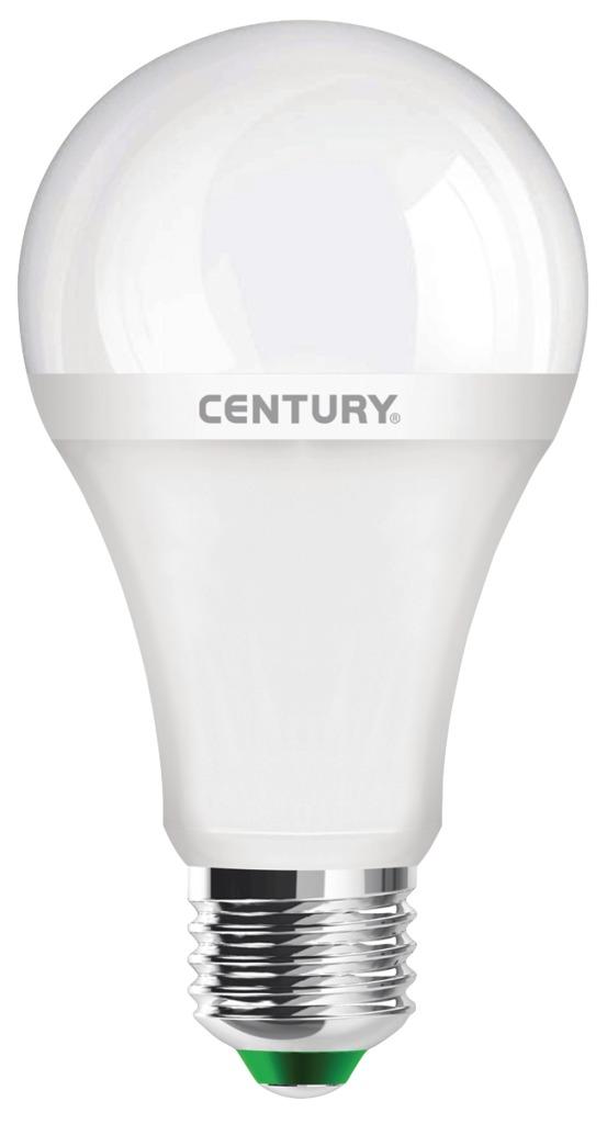 century arp-152730 led lamp e27 bol 15 w 1521 lm 3000 k