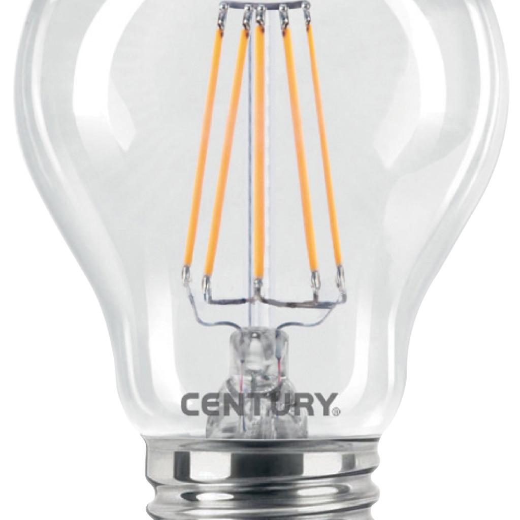 Century ING3P-082727 Retro Led-filamentlamp E27 8 W 1055 Lm 2700 K