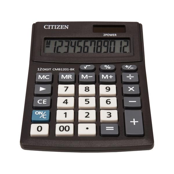 citizen ci-cmb1201bk calculator cmb1201bk desktop businessline black