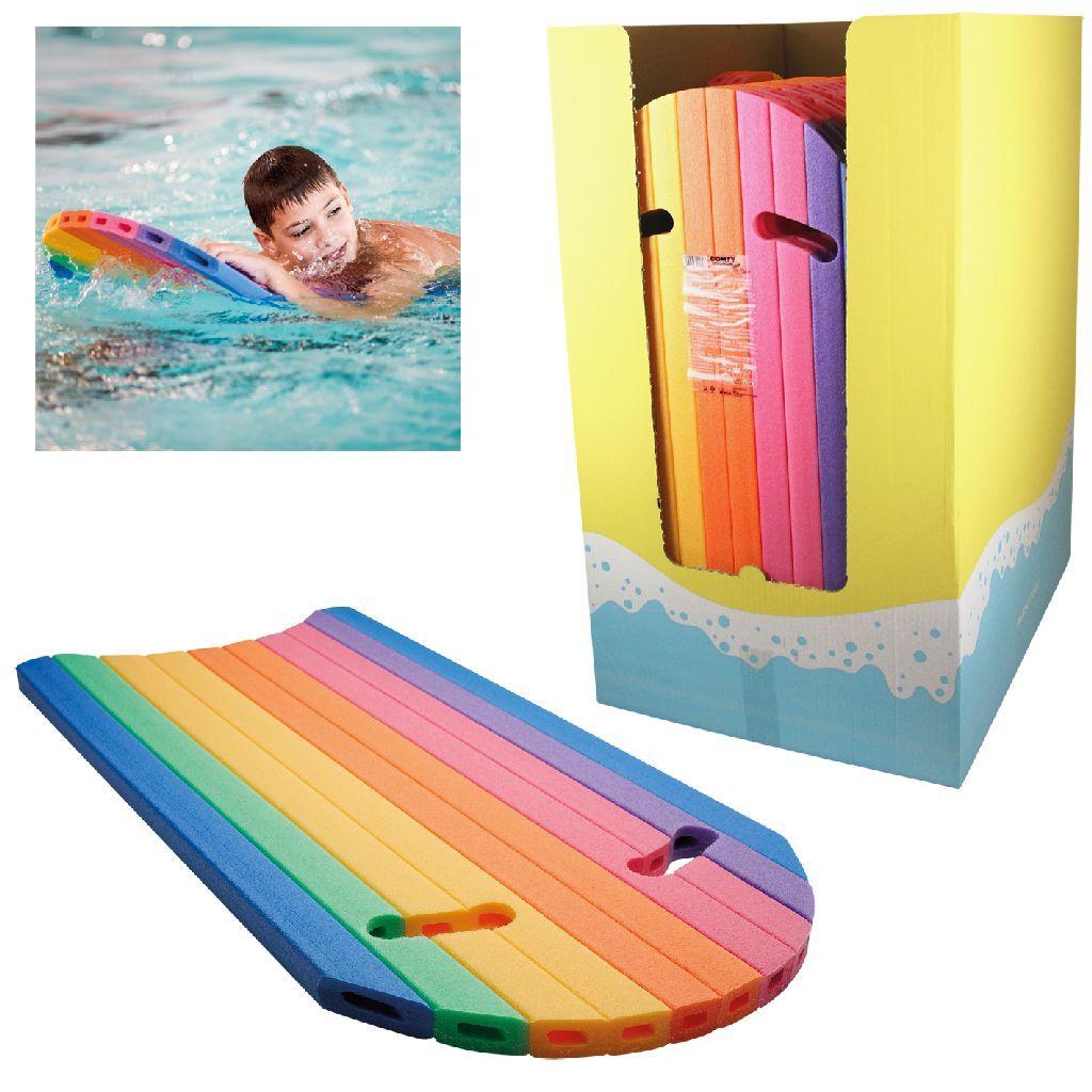 comfy twin zwemplank +met 2 handvatten 88x42x3cm