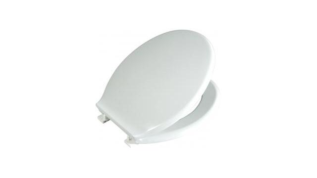 Cornat KSST00 Standard Thermoplast WC Bril 140-160mm