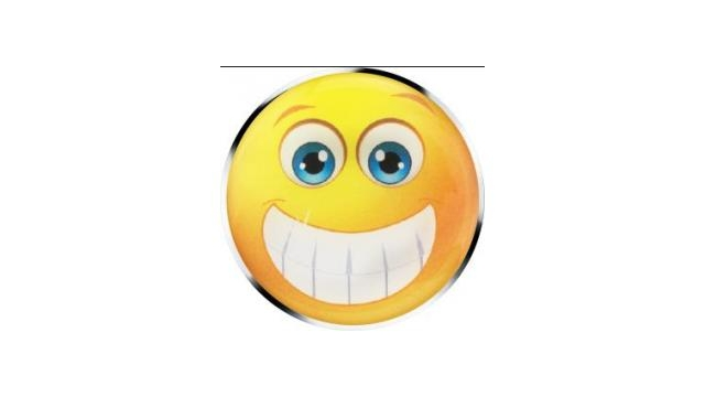 Cornat SA1013 Afvoerplug Decor Smile 39.5mm