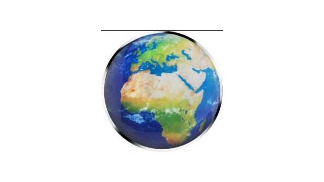 Cornat SA1022 Afvoerplug Decor Aarde 39.5mm