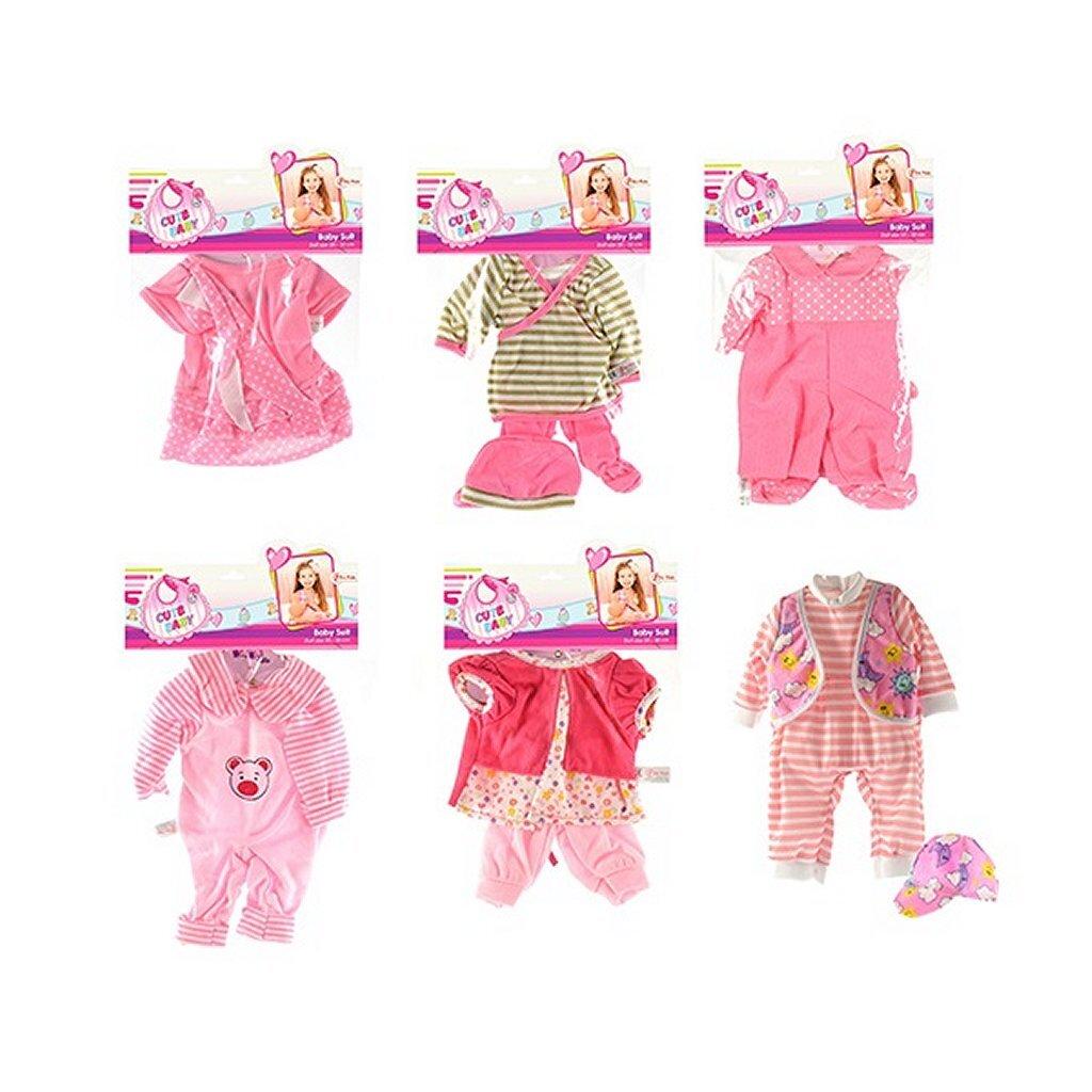 cute baby babypop kleding assorti