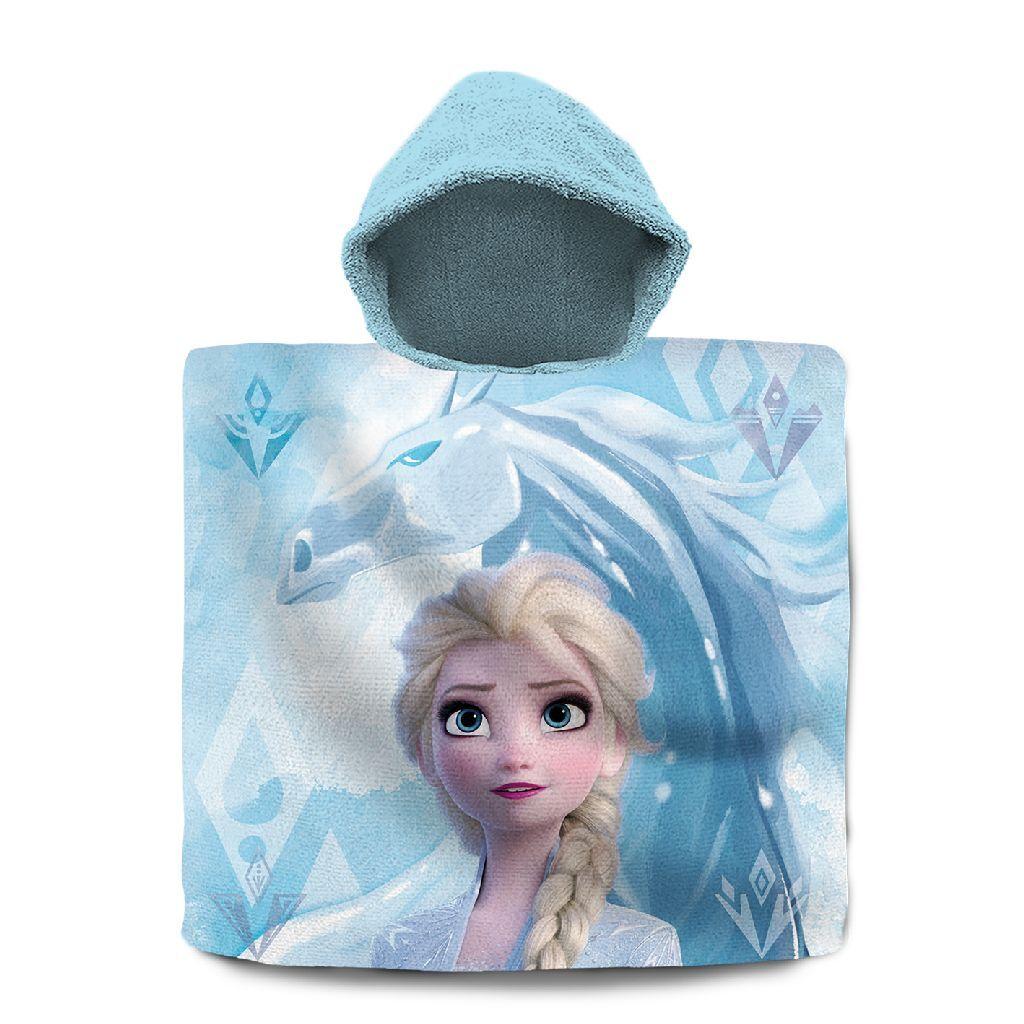 disney frozen 2 badponcho 120x60 cm