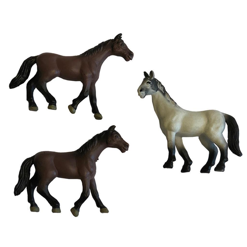 dutch farm paardenset 3-delig