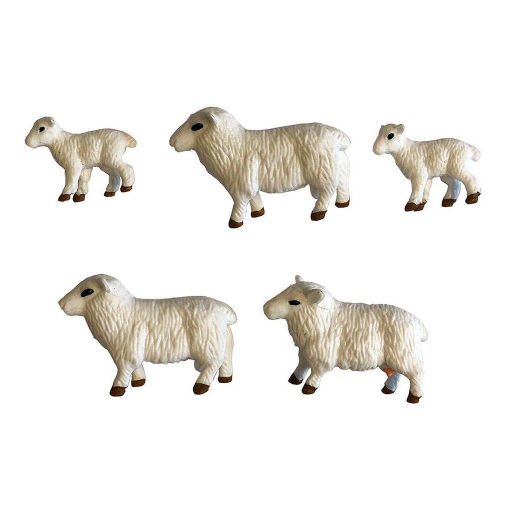 dutch farm schapenset 5-delig