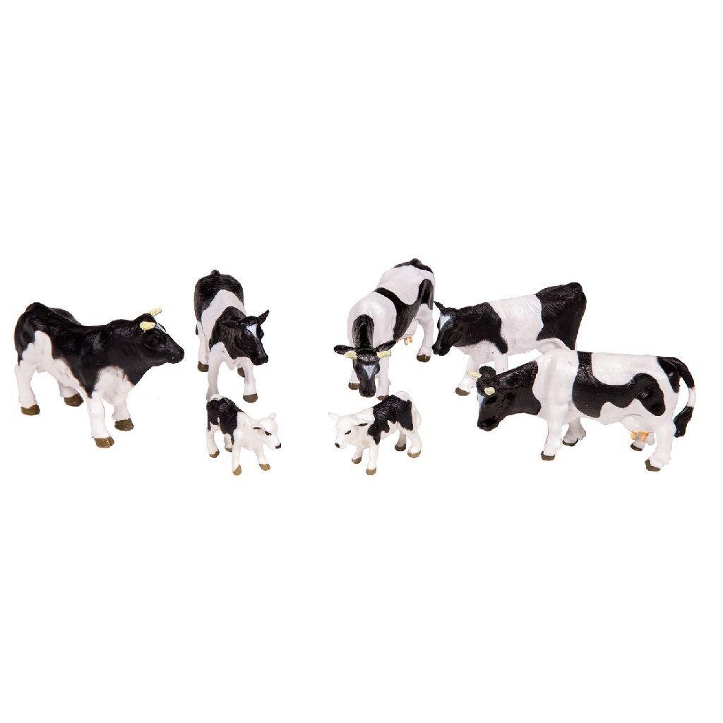 dutch farm koeien set 7-delig