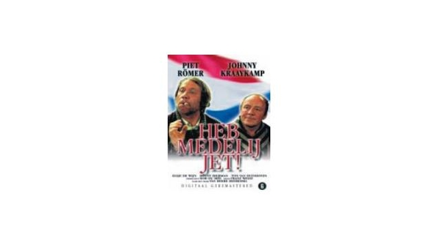 DVD Heb Medelij Jet!
