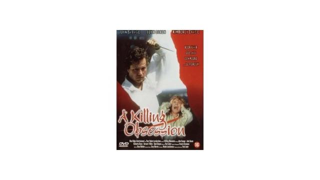 DVD A Killing Obsession