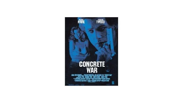 DVD Concrete War