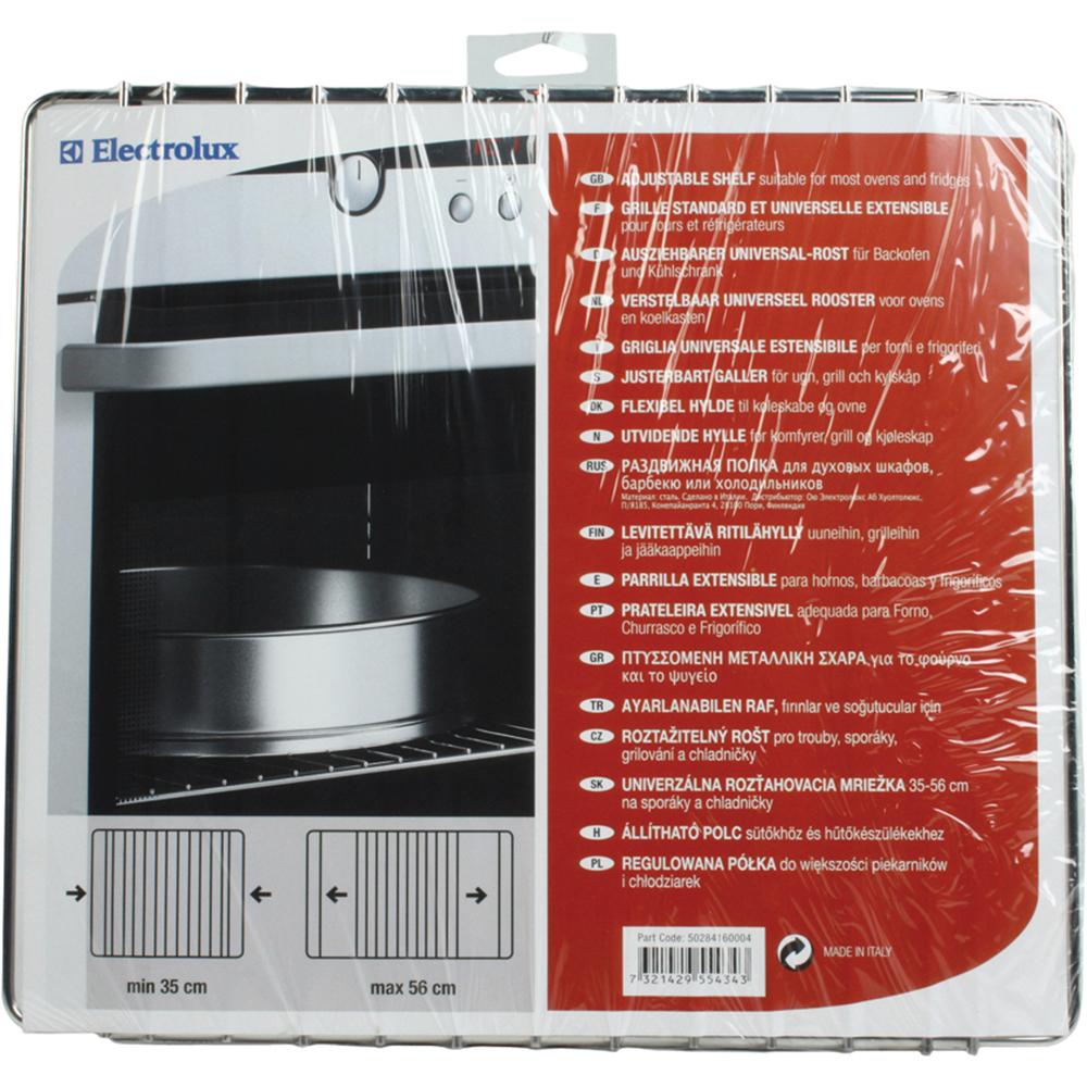 Electrolux Universeel Ovenrooster Rekb.35-56cm