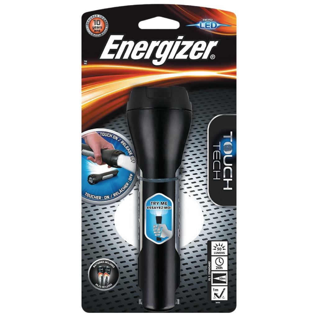 Energizer EN53541956600 Led Zaklamp 50 Lm Zwart