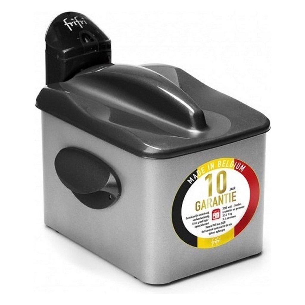 frifri hscm4200 friteuse 3.5l 3200w rvs/zwart