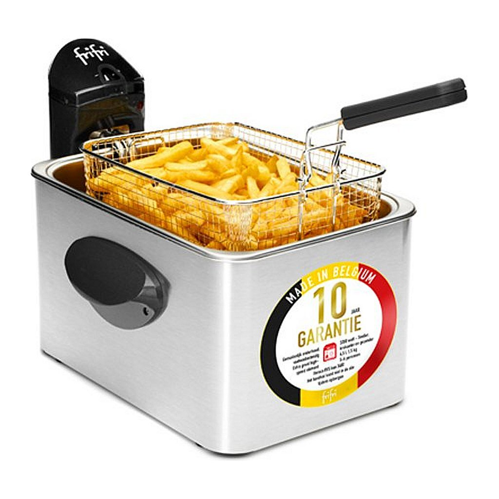 frifri hscc7150 class 5848 friteuse 4.5l 3200w rvs/zwart