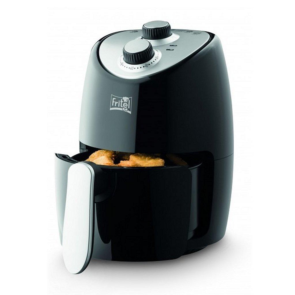 fritel 4202 my snacktastic airfryer 2l 1000w zwart/grijs