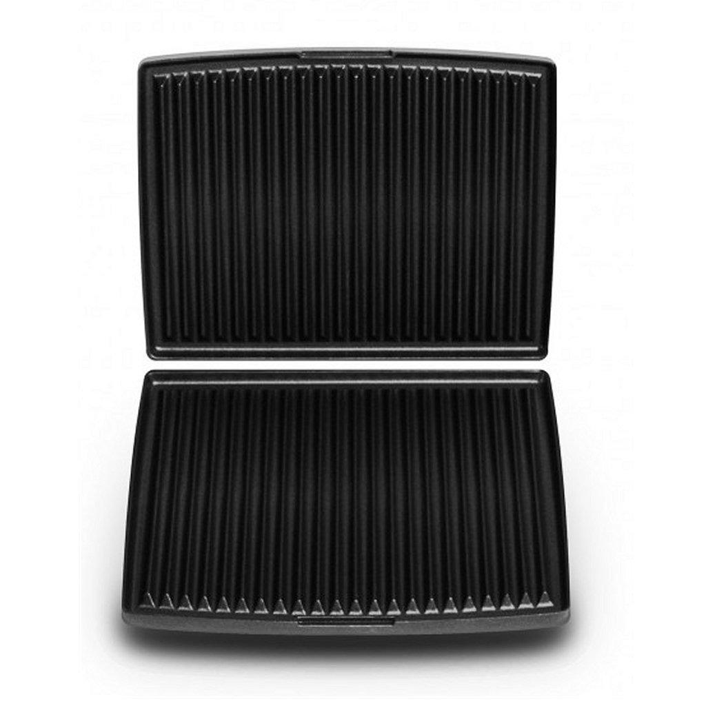 fritel 142358 bakplaten grill aluminium/zwart