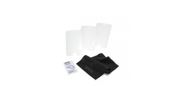 gear4 screen protector ic515g voor apple iphone 5/5s/5c (3 stuks)