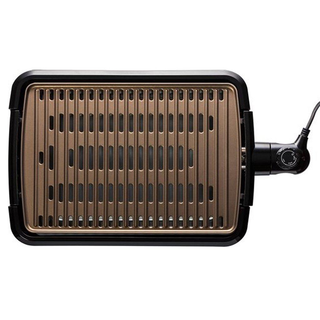 George Foreman 25850-56 Smokeless BBQ Grill Zwart