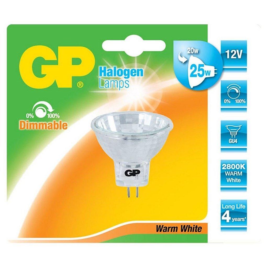 Gp GP-056447-HL Halogeenlamp Reflector Mr11 Energiebesparend Gu4 20 W