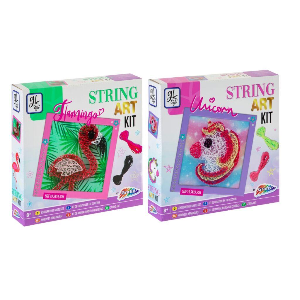 grafix jl styli string art kit assorti