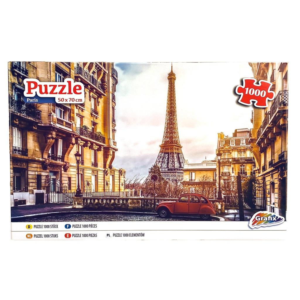 grafix puzzel parijs 1000 stukjes