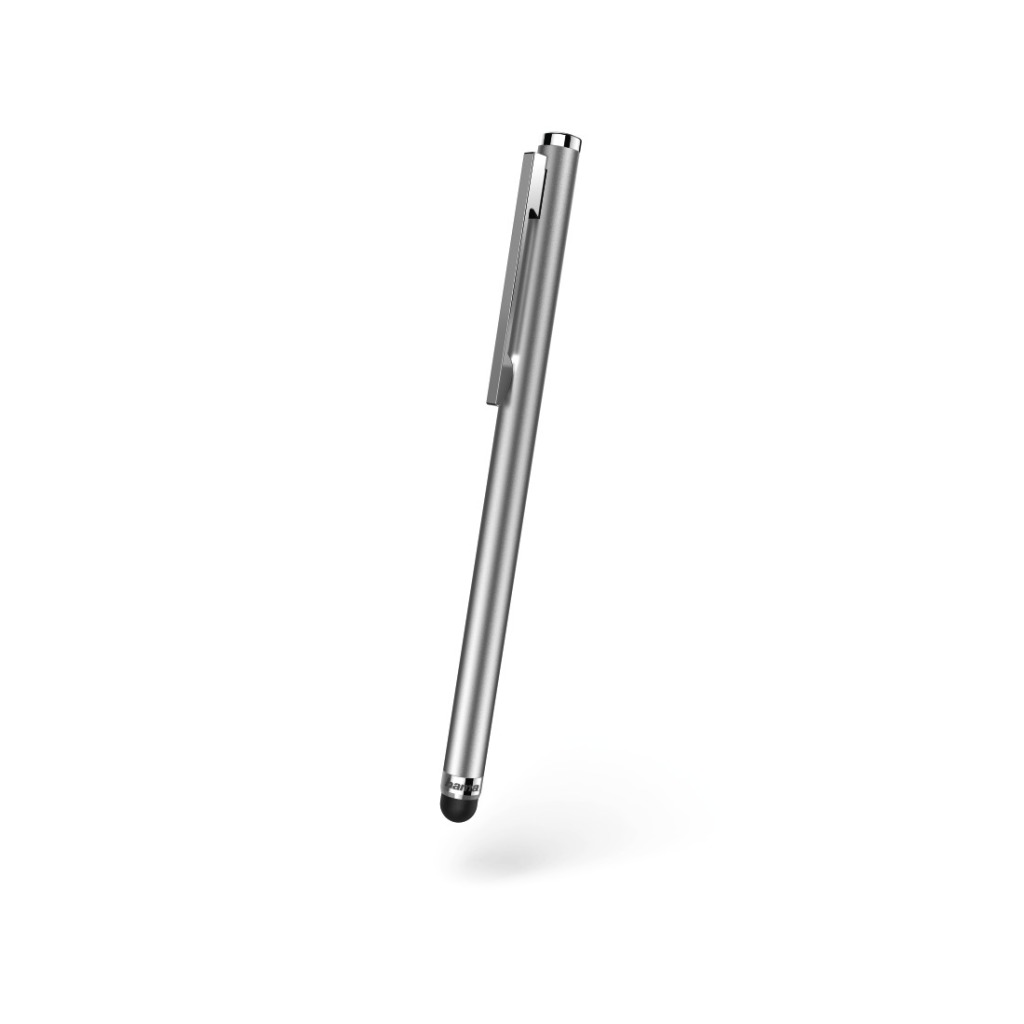 Hama Stylus Slim Voor Tablet-pcs En Smartphones Zilver