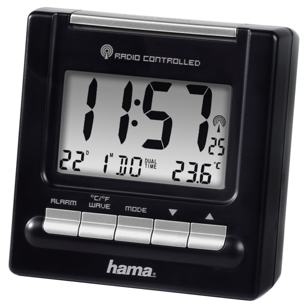 Hama Radiogestuurde Wekker RC200