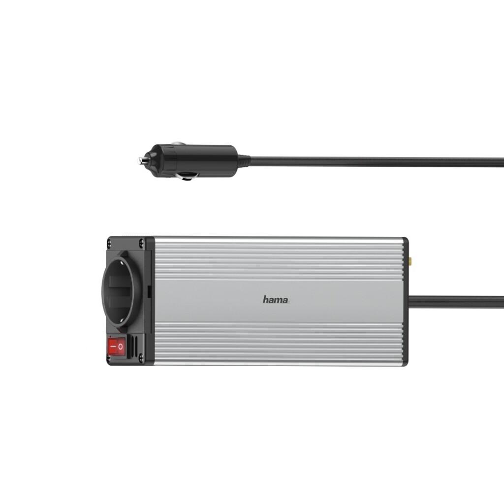 Hama Auto-DC/AC-inverter Power 150 W + USB