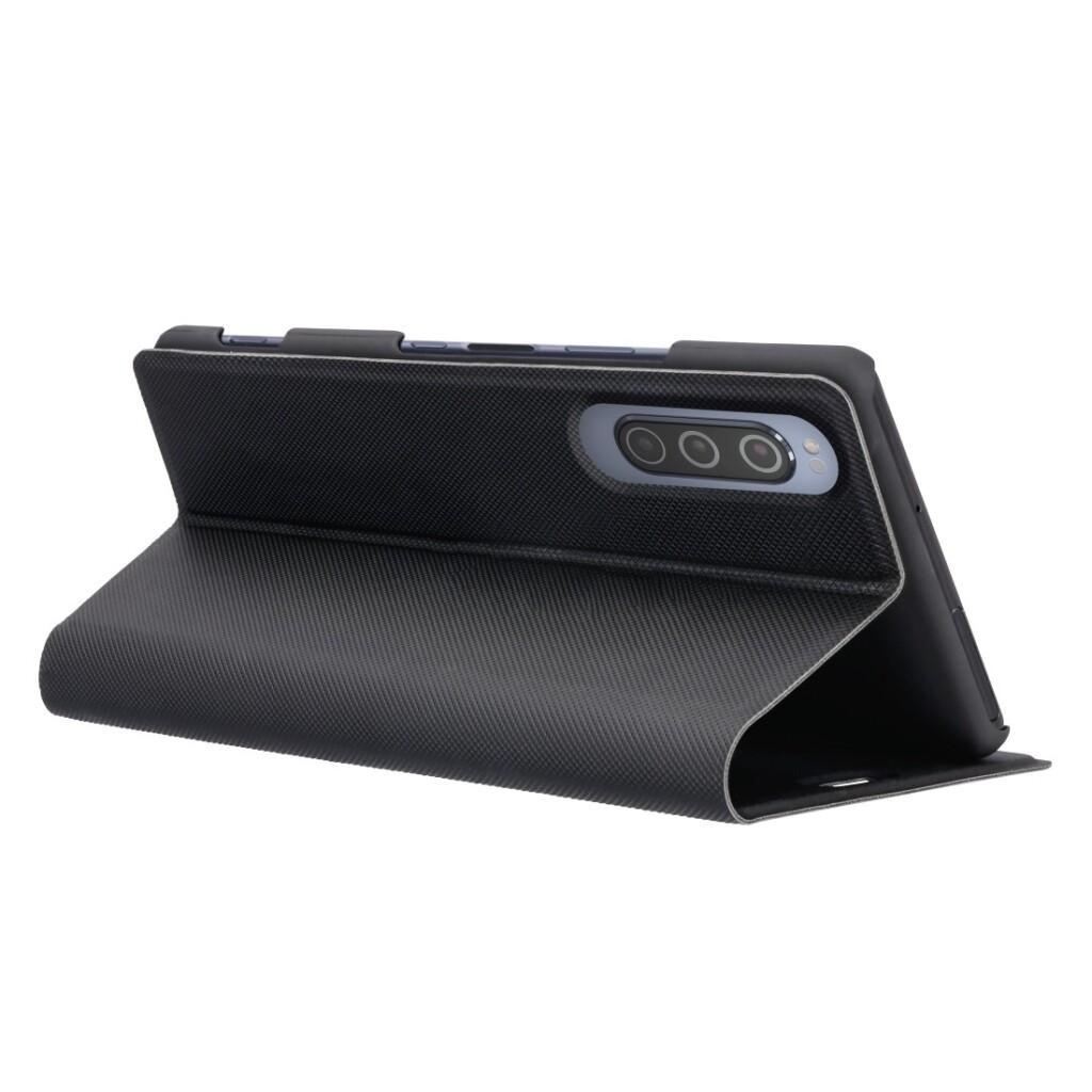 Hama Booklet Slim Pro Voor Sony Xperia 5 Zwart