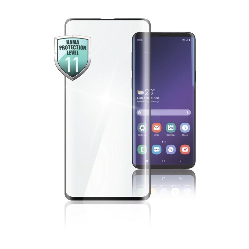 Hama 3D-full-screen-beschermglas Voor Samsung Galaxy S20 Zwart