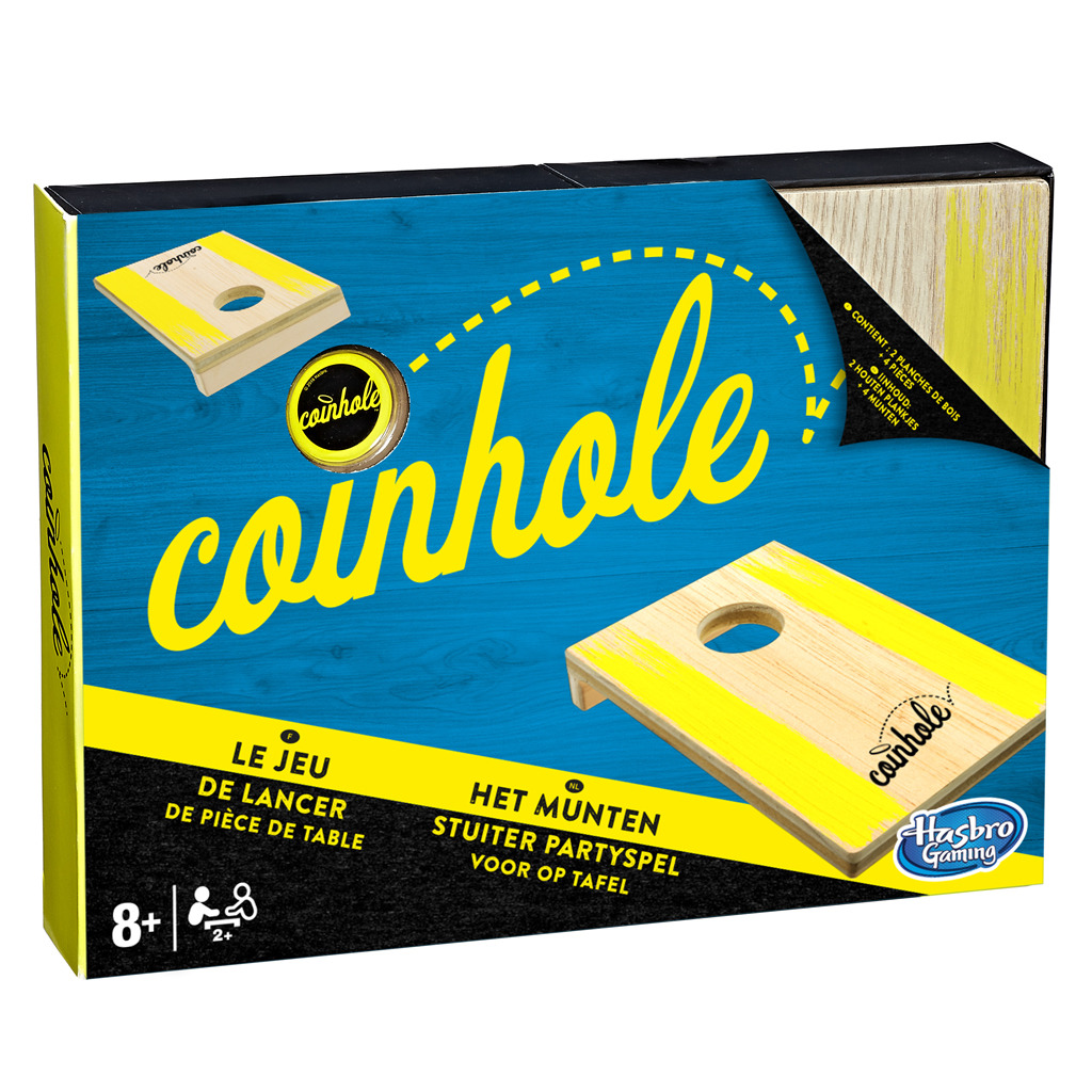 hasbro coinhole